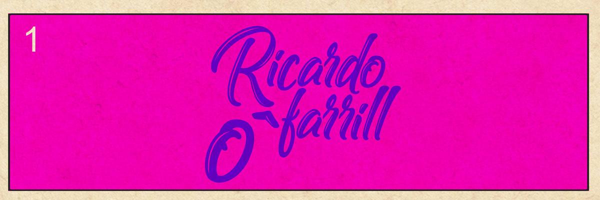 RICARDO O FARRILL