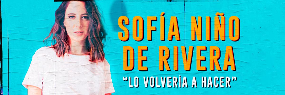 SOFÍA NIÑO DE RIVERA