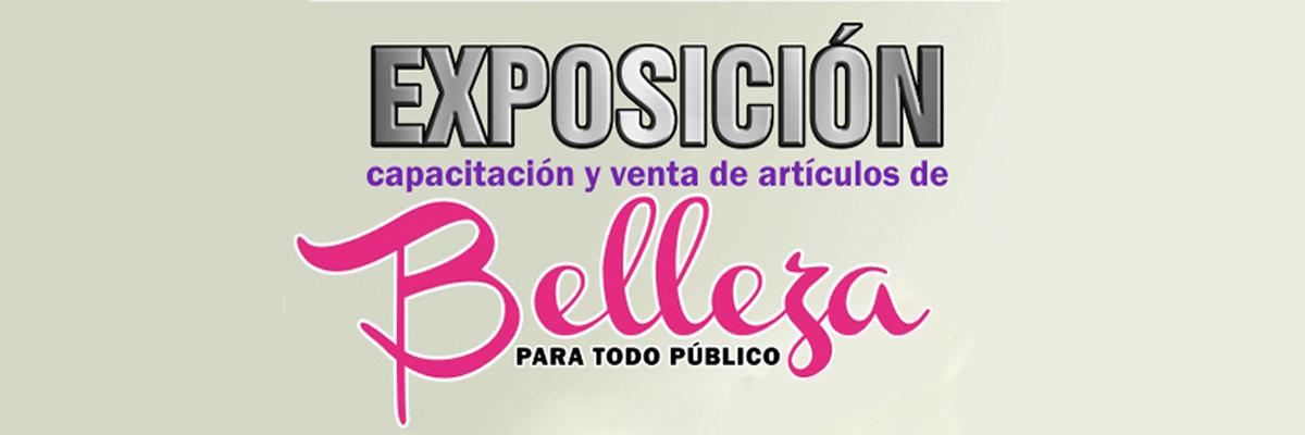 EXPOSICION, CAPACITACIÓN Y VENTA DE ARTICULOS DE BELLEZA