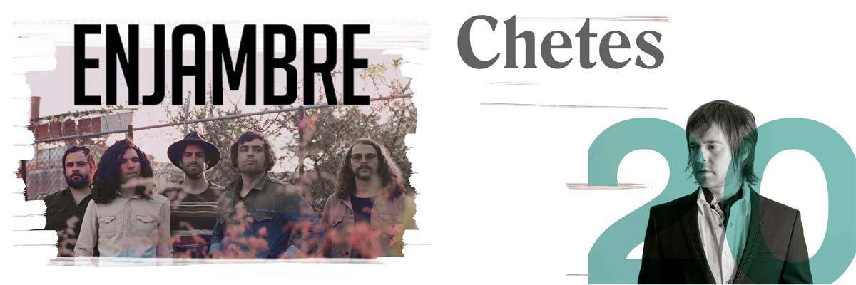 ENJAMBRE Y CHETES