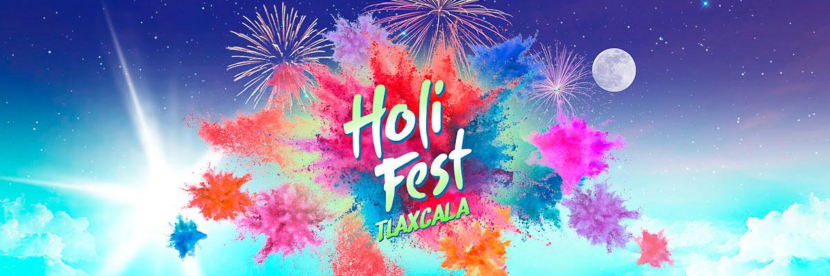 HOLI FEST TLAXCALA