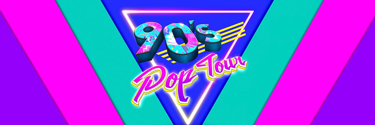 90 S POP TOUR