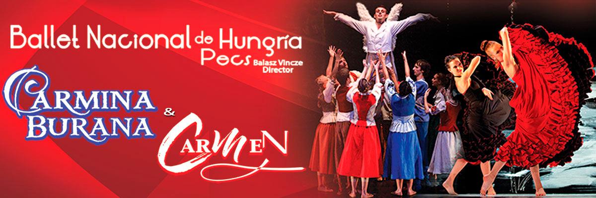 BALLET NACIONAL DE HUNGRIA PECS