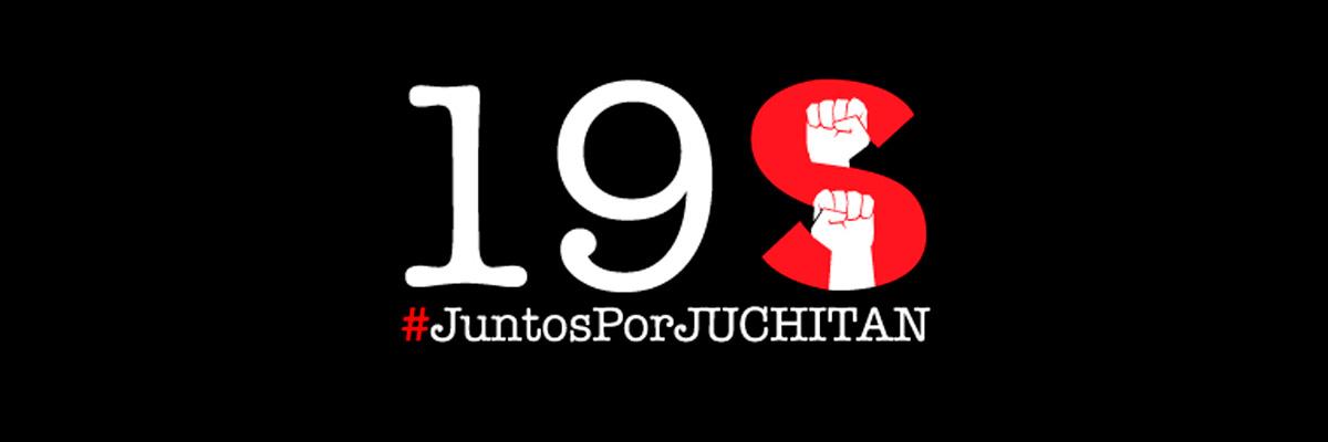 19S #JUNTOSPORJUCHITAN