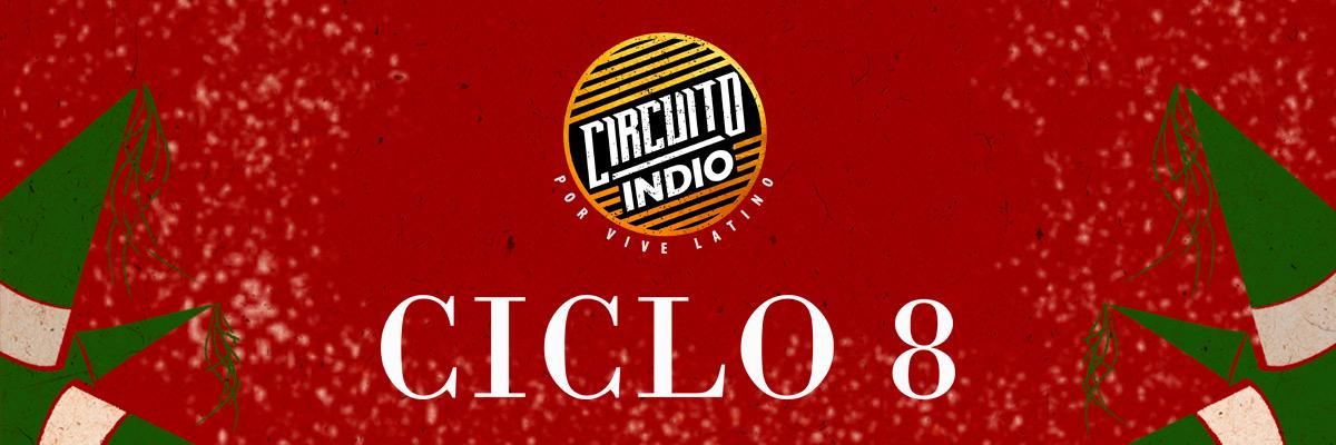 CIRCUITO INDIO - CICLO 8