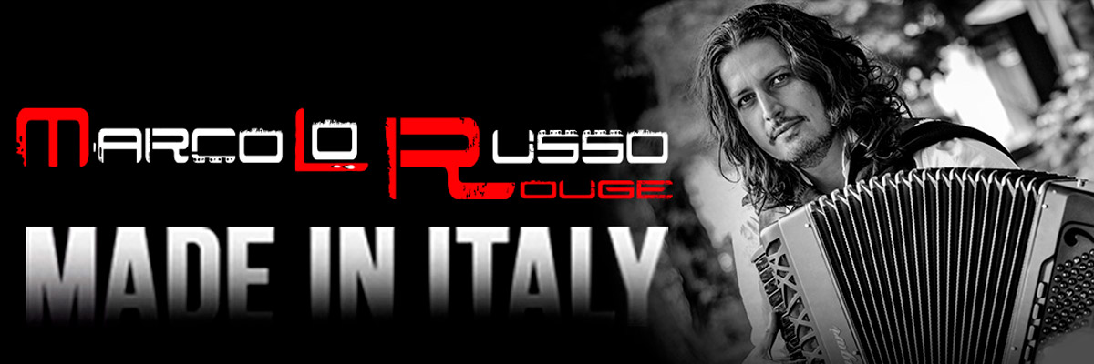 MADE IN ITALY - MARCO LO RUSSO