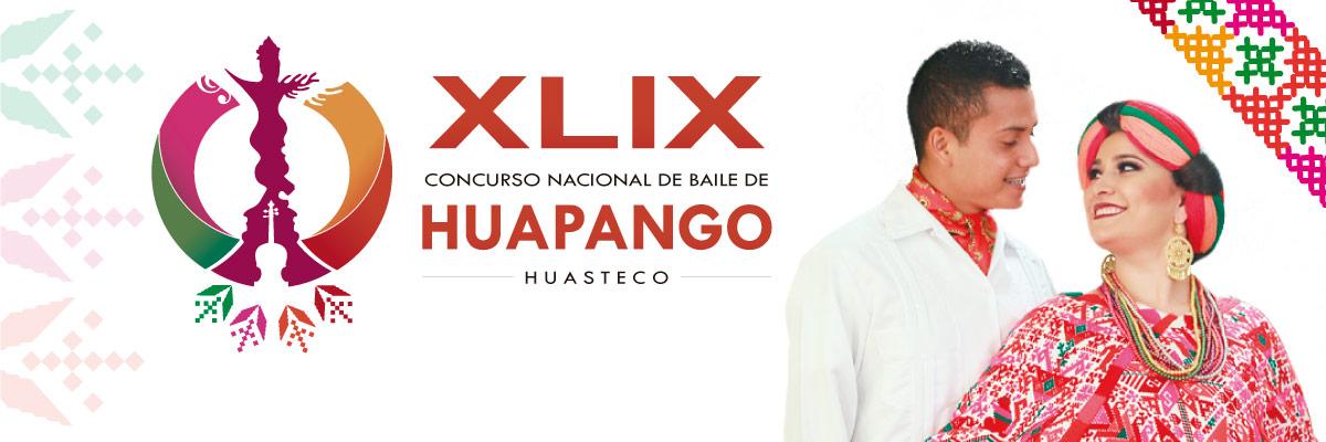XLIX CONCURSO NACIONAL DE BAILE DE HUAPANGO HUASTECO