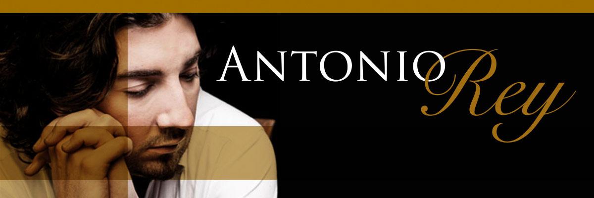 DOS PARTES DE MI - ANTONIO REY
