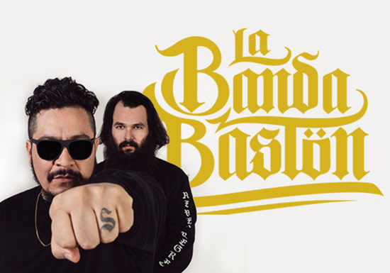 LA BANDA BASTÓN