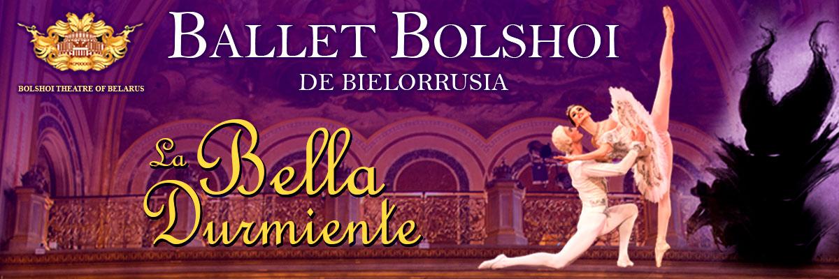 BALLET BOLSHOI DE BIELORRUSIA