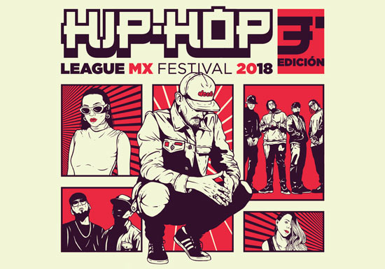 HIP HOP LEAGUE 2018