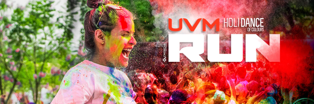 UVM HOLI DANCE OF COLOURS RUN