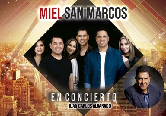 MIEL SAN MARCOS Y JUAN CARLOS ALVARADO
