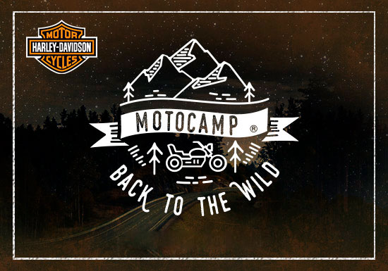 MOTOCAMP. Back To The Wild