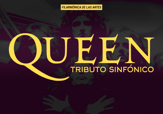 QUEEN, TRIBUTO SINFÓNICO