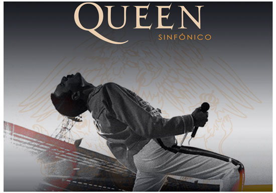 Tributo a Queen Sinfónico Bohemian Rhapsody por Smile of Queen