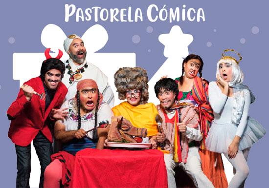 PASTORELA CÓMICA 2018