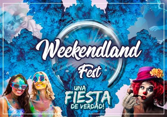 WEEKENDLAND FEST