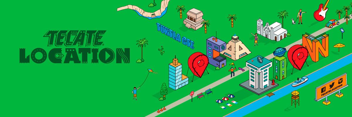 Tecate Location Tuxtla