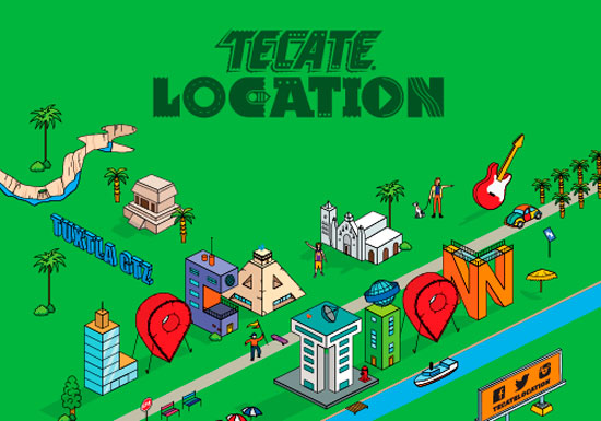 Tecate Location Tuxtla