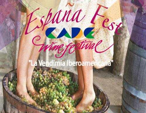 ESPAÑA FEST CADE WINE FESTIVAL