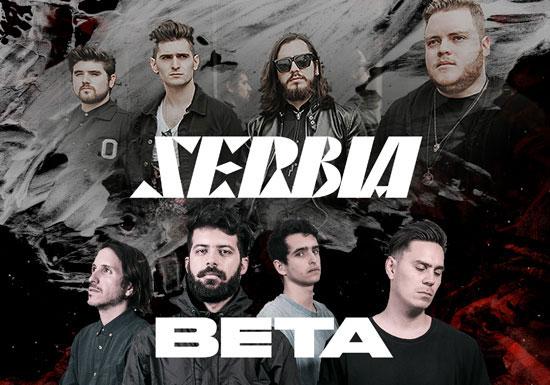 SERBIA Y BETA ANIMALES CELESTIALES