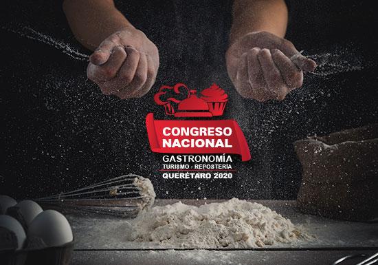 CONGRESO NACIONAL DE GASTRONOMIA TURISMO Y REPOSTERIA