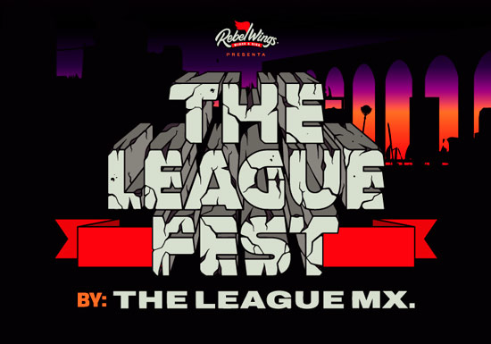 THE LEAGUE FEST