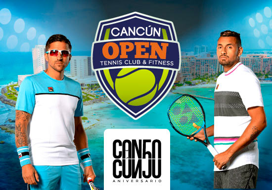 CANCUN OPEN TENNIS
