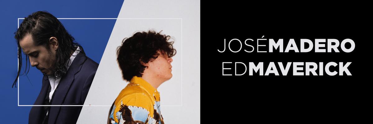 JOSÉ MADERO Y ED MAVERICK