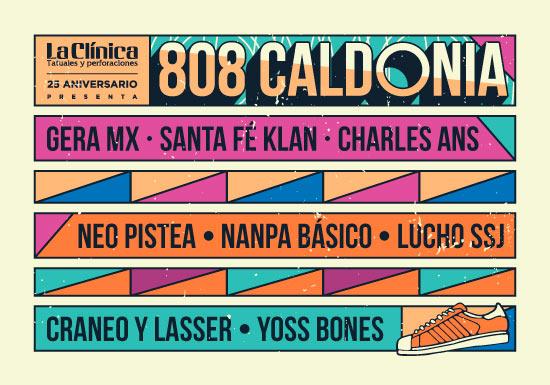 808 CALDONIA