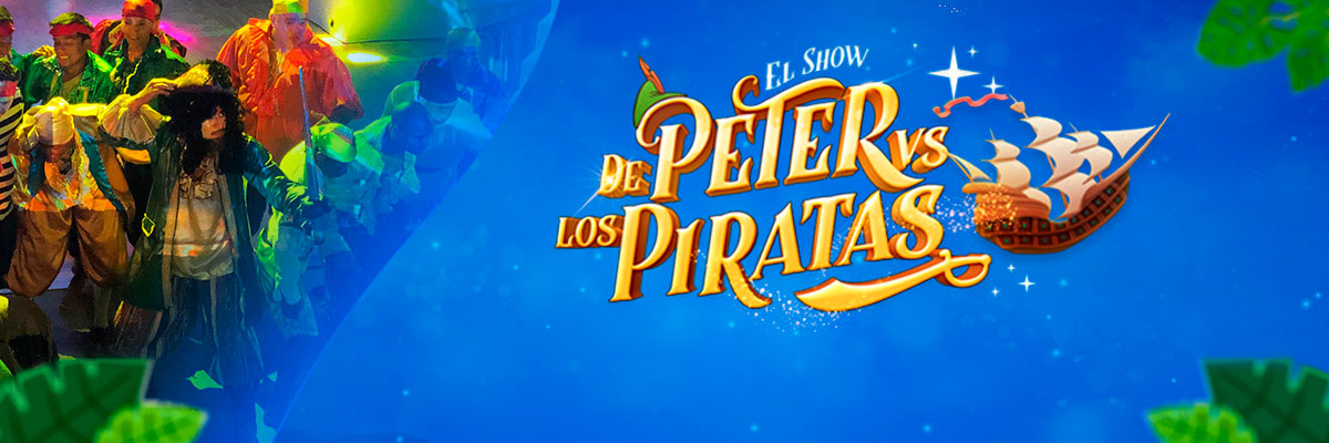 PETER & LOS PIRATAS