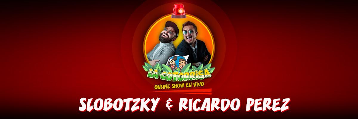 LA COTORRISA - SLOBOTZKY & RICARDO PEREZ
