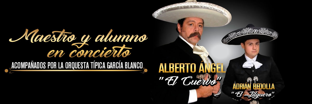 ALBERTO ANGEL EL CUERVO