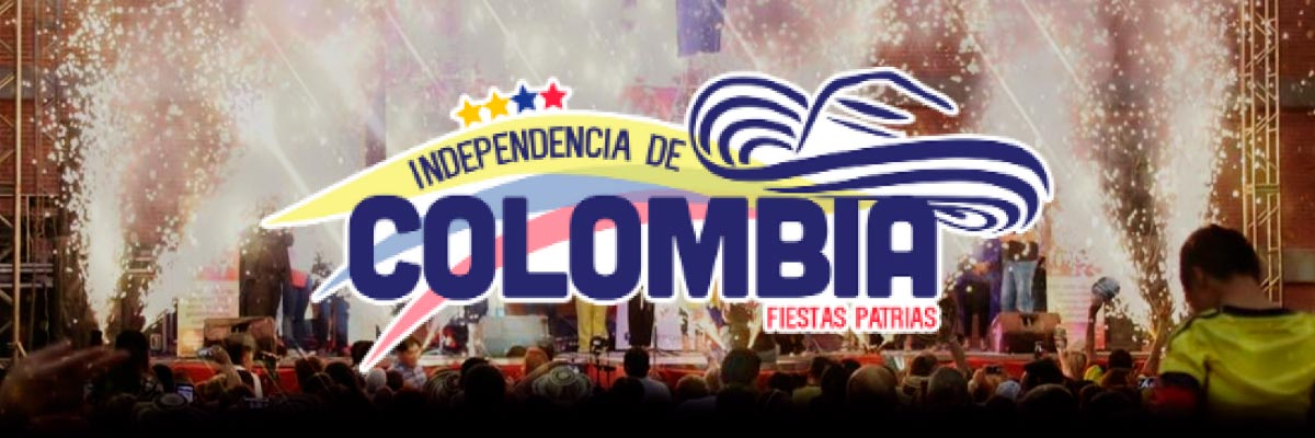 FIESTA DE INDEPENDENCIA COLOMBIA