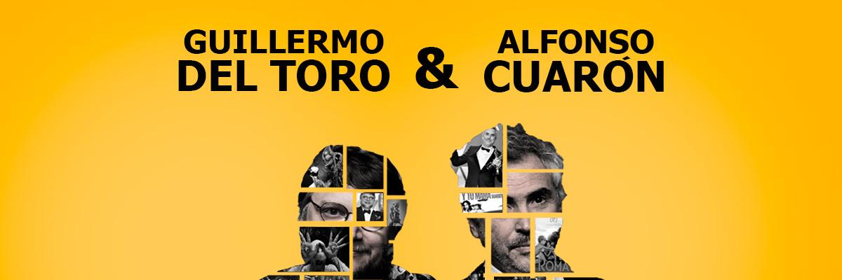 GUILLERMO DEL TORO & ALFONSO CUARÓN