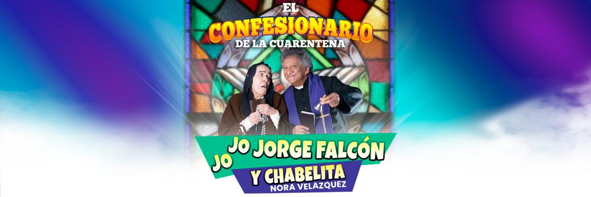 JO JO JORGE FALCON Y CHABELITA