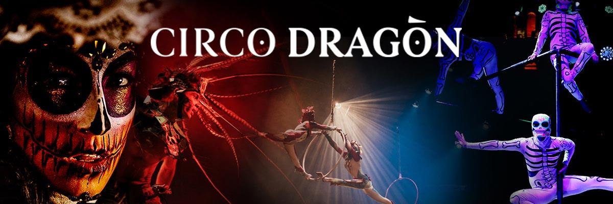 CIRCO DRAGÓN SHOW XEMPA