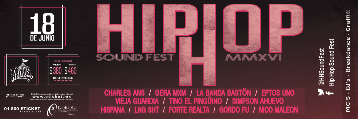 HIP-HOP SOUND FEST MMXVI
