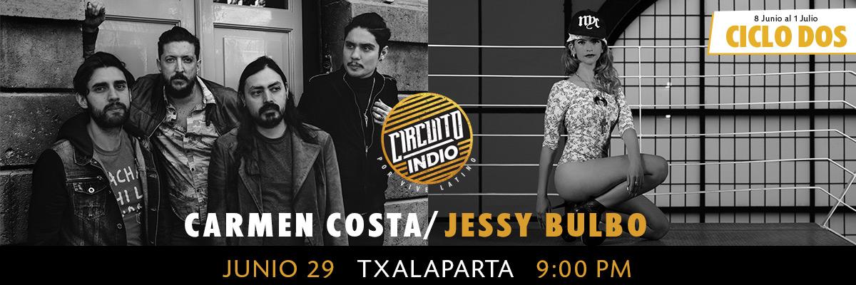 CARMEN COSTA / JESSY BULBO