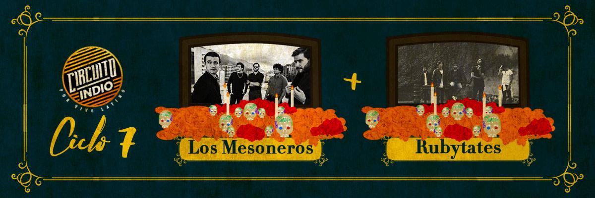 LOS MESONEROS / RUBYTATES