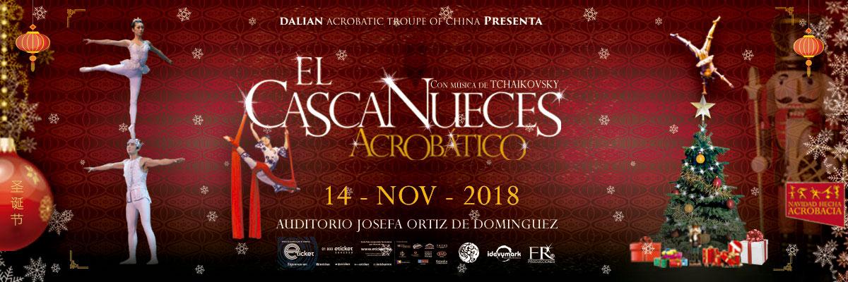 EL CASCANUECES ACROBÁTICO