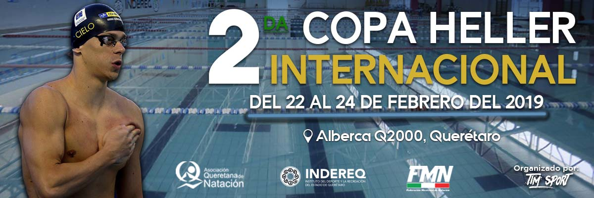 2DA COPA INTERNACIONAL HELLER  2019 - ELIMINATORIA - 3ER EVENTO