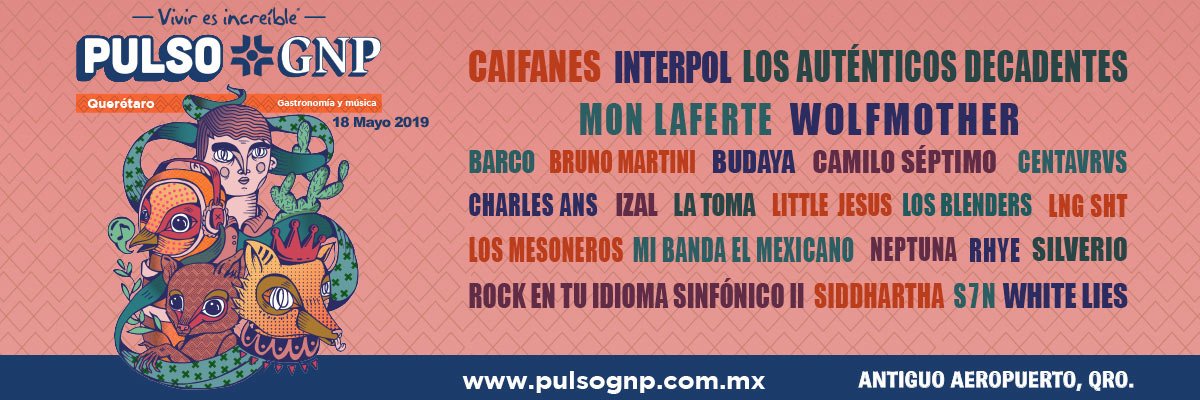 FESTIVAL PULSO GNP - TECATE PLUS