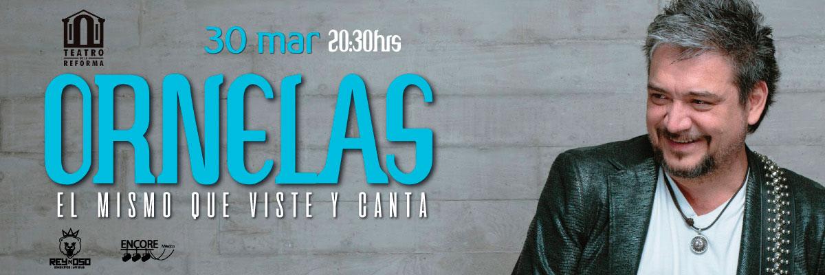 RAUL ORNELAS - EL MISMO QUE VISTE Y CANTA