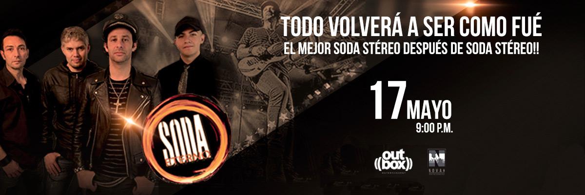 SODA ETERNO - EL MEJOR SODA STEREO DESPUÉS DE SODA STEREO
