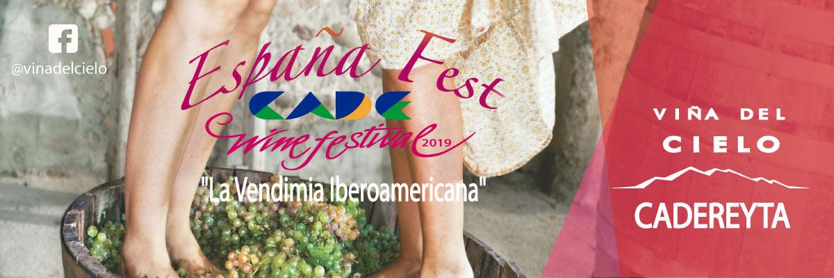 ESPAÑA FEST CADE WINE FESTIVAL 2019
