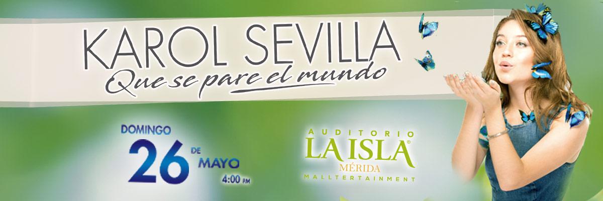 KAROL SEVILLA - QUE SE PARE EL MUNDO