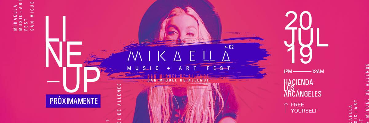MIKAELLA MUSIC + ART FEST