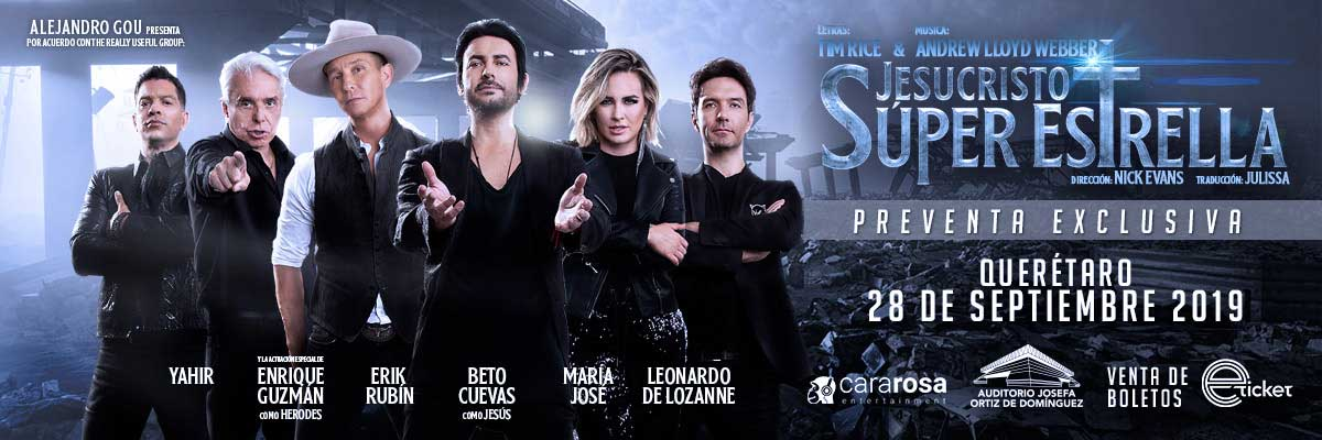 JESUCRISTO SUPER ESTRELLA EL MUSICAL